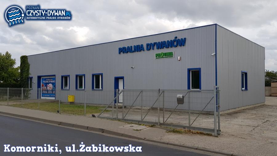 O Firmie Pralnia Dywanów Poznań Leszno Pranie I